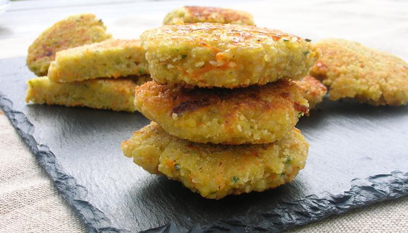 recette galette legume
