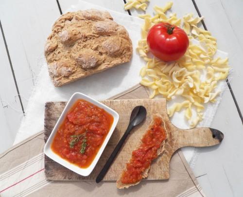 chutney de tomates