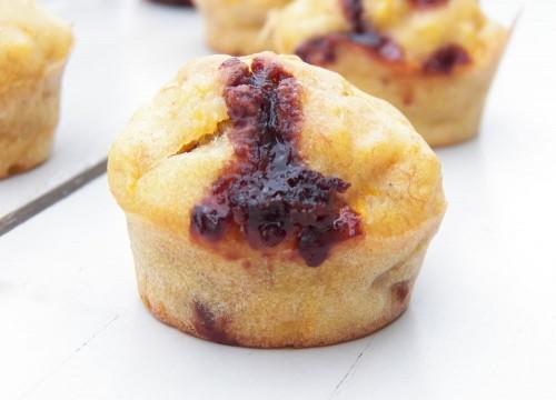 muffins végétaliens sans oeufs sans lait
