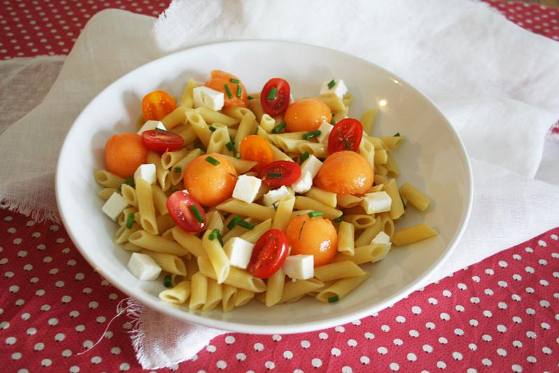 salade-pates-feta-melon-1