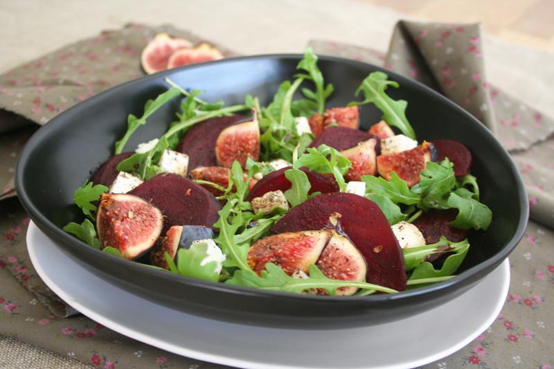 salade-figue-betterave-chèvre1